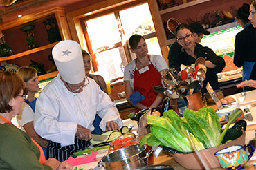Private Events & Cooking Classes