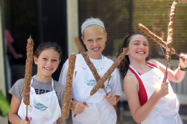 For Young Chefs Summer Camps